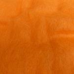 cardée orange clair