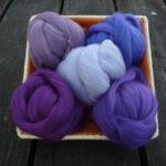 mix violet