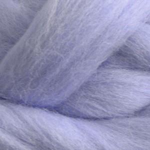 mérinos n°45 bleu violet clair