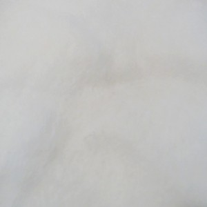 cardé mérinos blanc