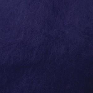 cardée mérinos n°18 bleu nuit